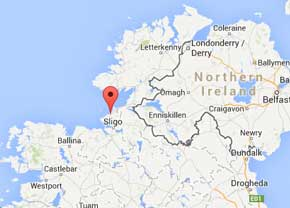 Map Grange County Sligo Ireland.jpg