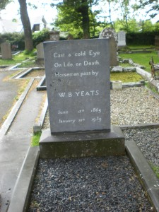 WB Yeats Burial Site Drumcliff
